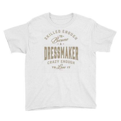Dressmaker Youth Tee Designed By Rafaellopez