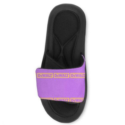 Dewalt Slide Sandal Designed By Henz Art