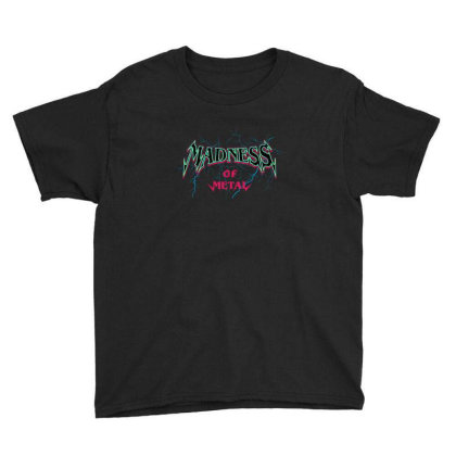 Madness Youth Tee Designed By Disgus_thing