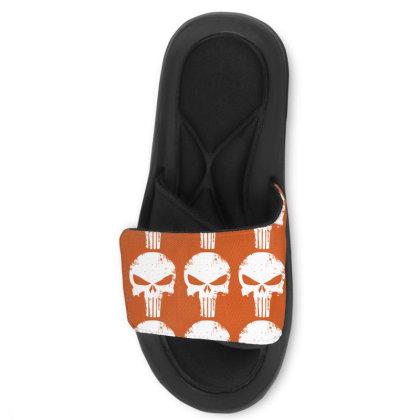 The Punisher Skull Slide Sandal Designed By Constan002