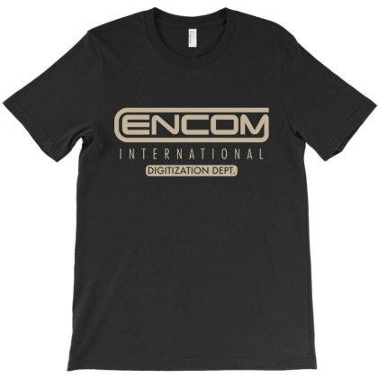 Encom International T-shirt Designed By La Bold