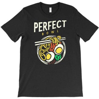 Ramen T-shirt Designed By Nurart