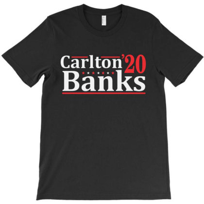 Carlton Banks 2020 Election T-shirt Designed By La Bold