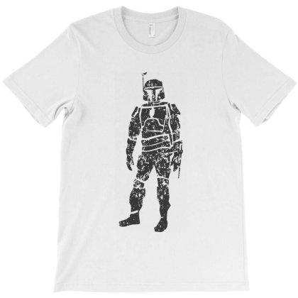 Boba Fett T-shirt Designed By La Bold