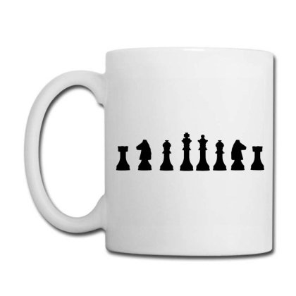 Chess Game Logo Coffee Mug Designed By Victor_33