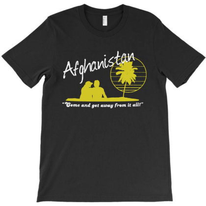 Afghanistan Vacation T-shirt Designed By La Bold