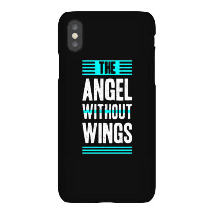 The Angel Without Wings Iphonex Case Designed By Nurart