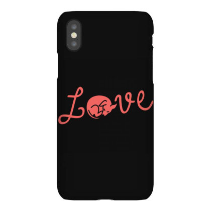 Dog Love Iphonex Case Designed By Victor_33