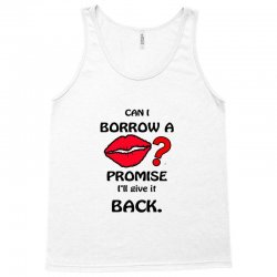 can i borrow a kiss Tank Top | Artistshot