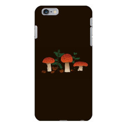 Mushrooms iPhone 6 Plus/6s Plus Case | Artistshot