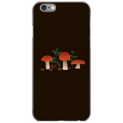 Mushrooms iPhone 6/6s Case | Artistshot