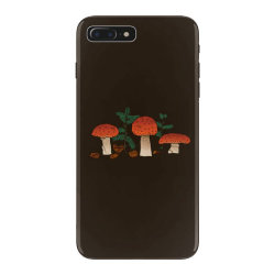 Mushrooms iPhone 7 Plus Case | Artistshot