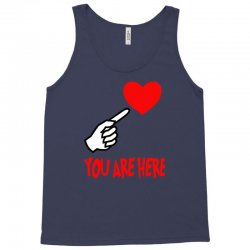 you are here Tank Top | Artistshot