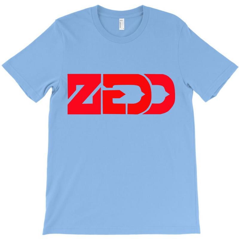 Zedd T-shirt | Artistshot