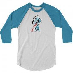 music till i die 3/4 Sleeve Shirt   Artistshot