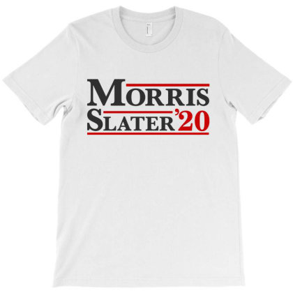 Morris And Slater 2020 Election T-shirt Designed By Allstar