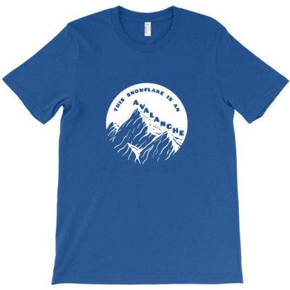 Moon Slim T-shirt Designed By Ahmadjufriyanto