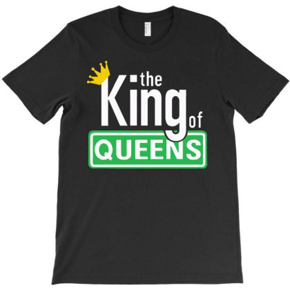 King Of Queens T-shirt Designed By Dampuot Apparel