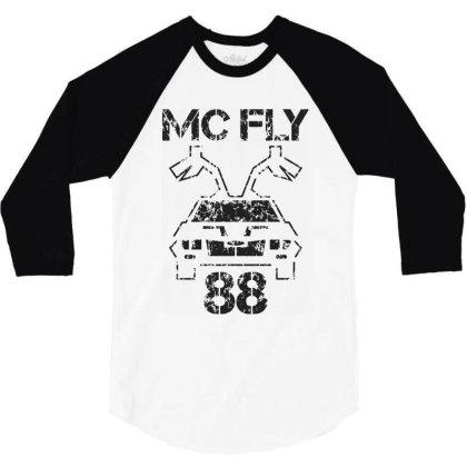 Mc Fly 88 3/4 Sleeve Shirt Designed By Allstar