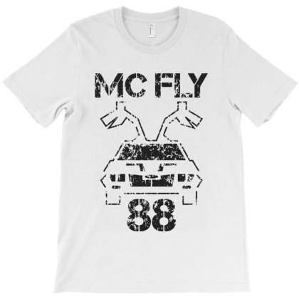 Mc Fly 88 T-shirt Designed By Allstar