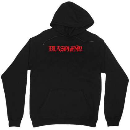 Blasphemy Band Unisex Hoodie Designed By Beast900909