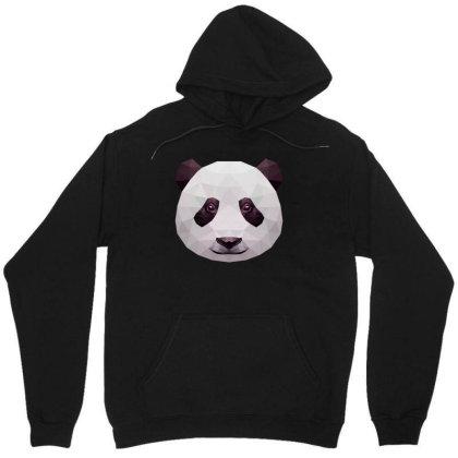Geometric Panda Bear Funny Animal T Shirts Unisex Hoodie Designed By Gnuh79