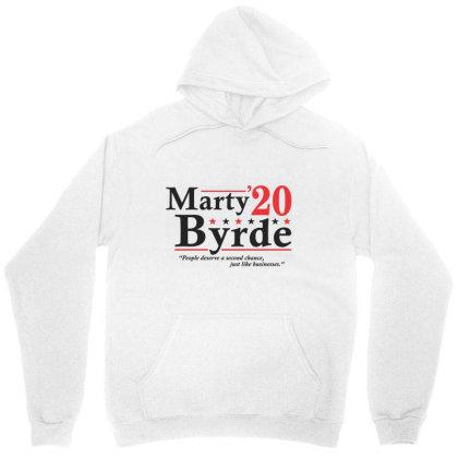 Marty Byrde 2020 Election Unisex Hoodie Designed By Allstar