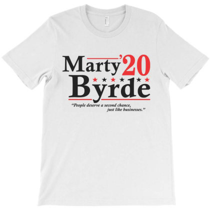 Marty Byrde 2020 Election T-shirt Designed By Allstar