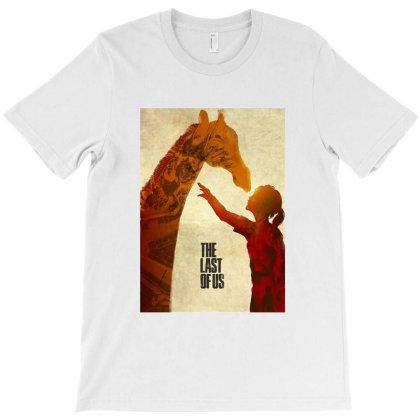 The Last Of Us T-shirt Designed By Elga Vaniaputri