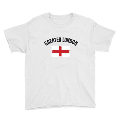 Greater London Youth Tee Designed By Chris Ceconello