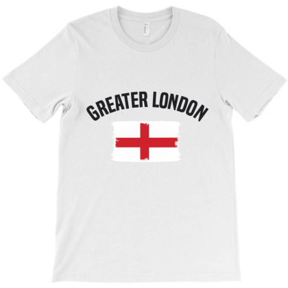 Greater London T-shirt Designed By Chris Ceconello