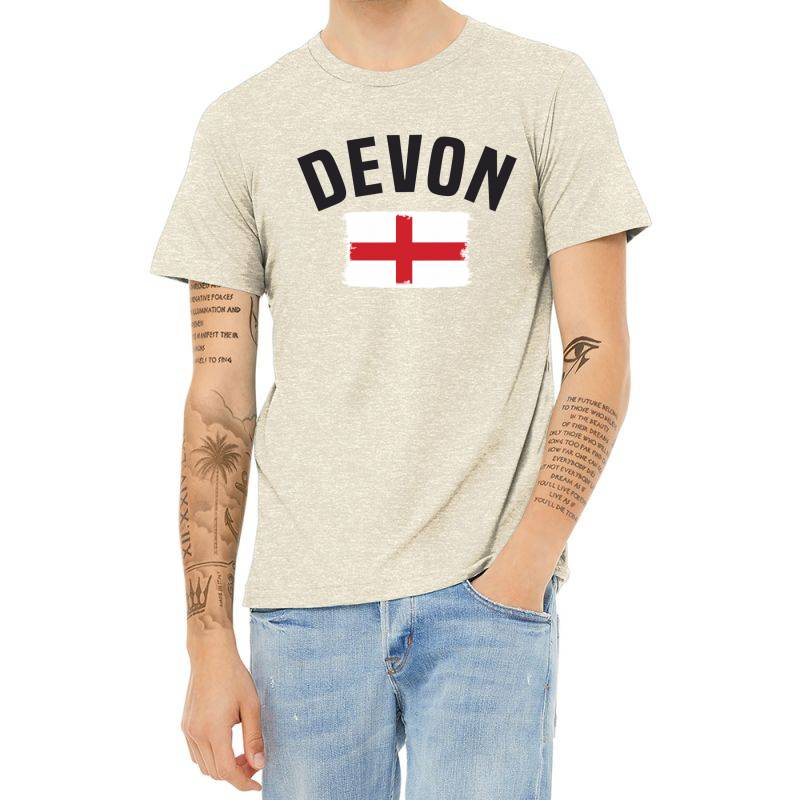 Devon Heather T-shirt | Artistshot