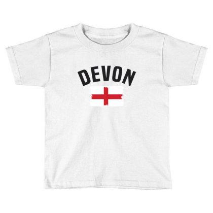 Devon Toddler T-shirt Designed By Chris Ceconello
