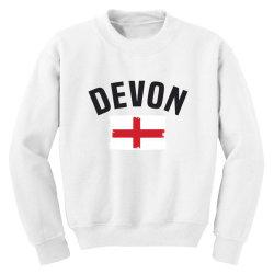 Devon Youth Sweatshirt | Artistshot
