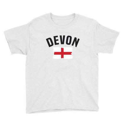 Devon Youth Tee Designed By Chris Ceconello