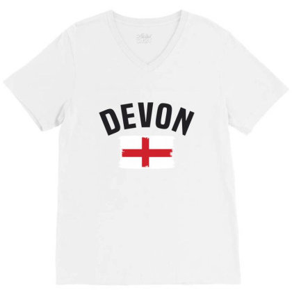 Devon V-neck Tee Designed By Chris Ceconello
