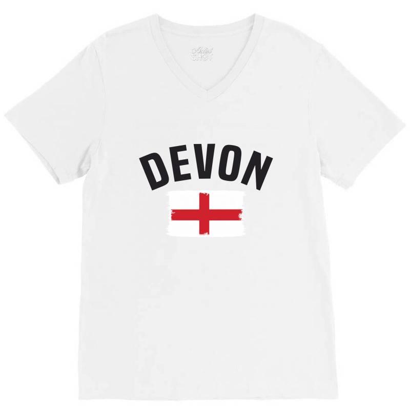 Devon V-neck Tee | Artistshot