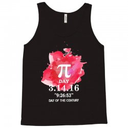 The PI Day Of The Century Tank Top   Artistshot