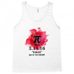 The PI Day Of The Century Tank Top | Artistshot