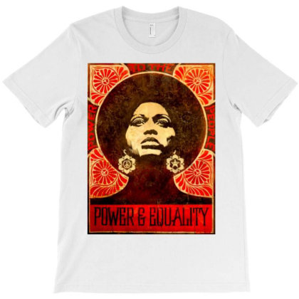 Angela Davis Speaks T-shirt Designed By Bambangtriadmaja