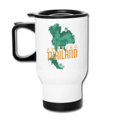 Amazing Thailand Travel Mug Designed By Igaart