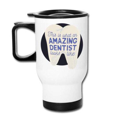 Amazing Dentist Travel Mug Designed By Igaart