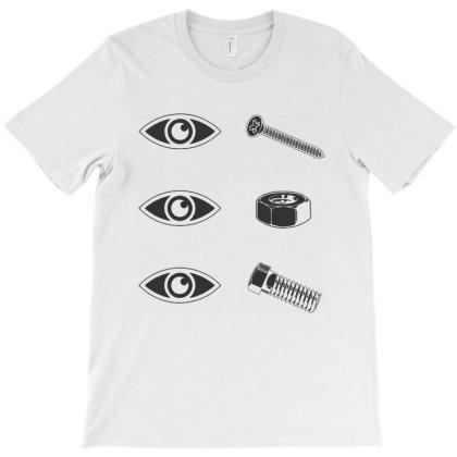 I Screw Nut Bolt T-shirt Designed By Allstar