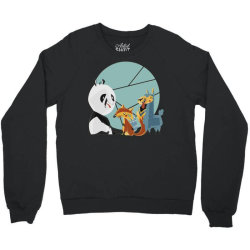 animals friends Crewneck Sweatshirt | Artistshot