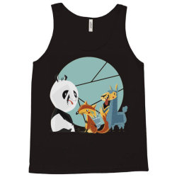 animals friends Tank Top | Artistshot