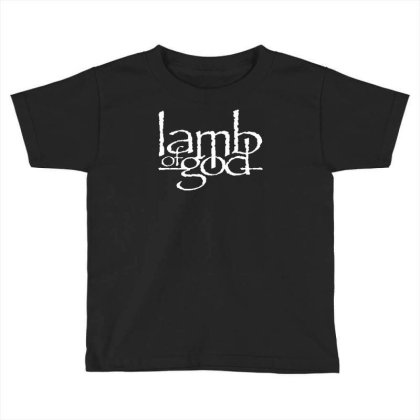 Lamb Of God Toddler T-shirt Designed By Toldo