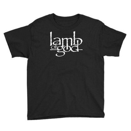 Lamb Of God Youth Tee Designed By Toldo