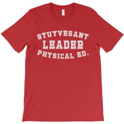 Stuyvesant Physical Ed T-shirt Designed By Shirt1na