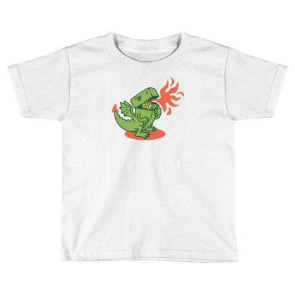 Lighter Toddler T-shirt Designed By Toldo