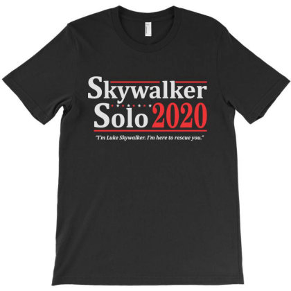 Skywalker Solo 2020 Election T-shirt Designed By Sam Soe
